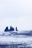 Pila del mar Imágenes de archivo libres de regalías