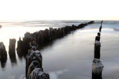 Pila del mar Foto de archivo libre de regalías