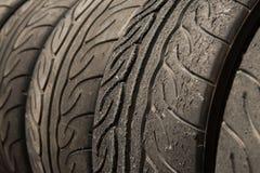 Pila del neumático Imagen de archivo libre de regalías