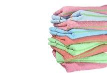Pila dell'asciugamano Immagine Stock Libera da Diritti