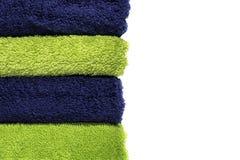 Pila dell'asciugamano Fotografia Stock