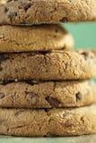 Pila di biscotti Fotografia Stock