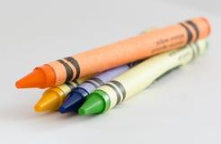 Pila di colore Immagini Stock