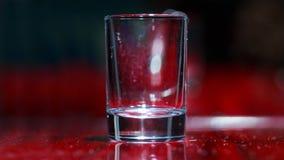 Pila di glasse Immagini Stock