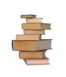 Pila di libri Fotografia Stock