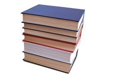Pila di libri. Immagini Stock