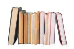 Pila di libri 2 fotografie stock