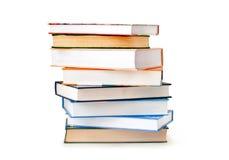 Pila di libri Immagini Stock Libere da Diritti