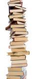Pila di libro Immagini Stock
