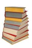 Pila di libro Immagine Stock