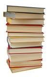 Pila di libro Fotografia Stock Libera da Diritti