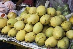 Pila di mango Fotografie Stock