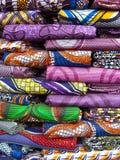 Pila di materiale nelle Afriche occidentali Immagini Stock Libere da Diritti