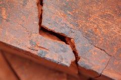 Pila di mattoni rossi Immagine Stock Libera da Diritti