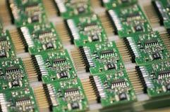 Pila di microchip Immagini Stock Libere da Diritti