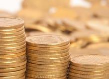 Pila di monete Immagine Stock Libera da Diritti