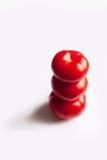 Pila di pomodori Immagine Stock