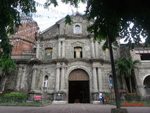 Pila kyrka Royaltyfria Foton