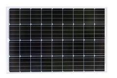 Pila solare, fotovoltaica con backgroud bianco fotografia stock libera da diritti