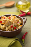 Pilaf Royalty Free Stock Photo
