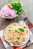 pilaf Image stock