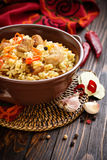 Pilaf Royalty Free Stock Image