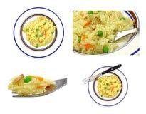 pilaf ryż Fotografia Stock