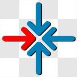 pilar vektor illustrationer