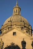 Pilar Basilica Cathedral Church; Saragossa Stock Photo