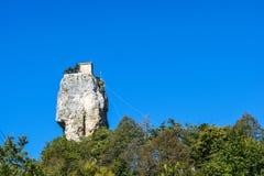 Pilar de Katskhi Foto de archivo