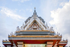 Pilar de la ciudad de Khonkaen, Tailandia foto de archivo