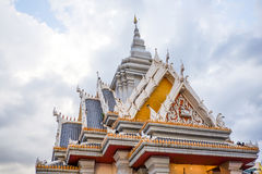 Pilar de la ciudad de Khonkaen, Tailandia imagen de archivo libre de regalías