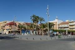 Pilar de La Horadada Stock Photo