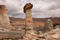 Pilar de la roca Fotos de archivo libres de regalías