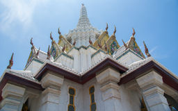 Pilar del centro de Bankok Imagenes de archivo