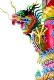 Pilar del dragón Fotografía de archivo