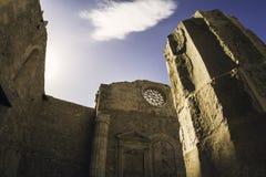 Pilar grego Fotos de Stock