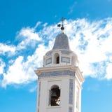 pilar kyrklig iglesia för airesbuenos Arkivbild