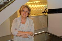 Pilar Rahola Royalty Free Stock Image