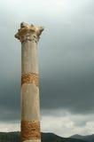 Pilar romano Imagen de archivo