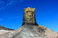 Pilar sten Fotografering för Bildbyråer