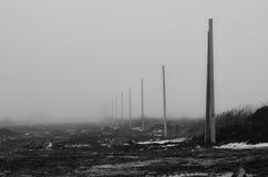 pilares Foto de archivo