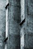 Pilares de la iglesia Imagenes de archivo