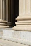 Pilares de la ley fotos de archivo libres de regalías