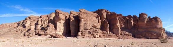 Pilares del ` s de Solomon foto de archivo