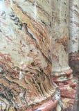石pilars 免版税图库摄影