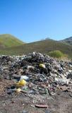 Pilas de basura Fotos de archivo