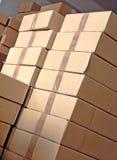 Pilas de los rectángulos Imagen de archivo