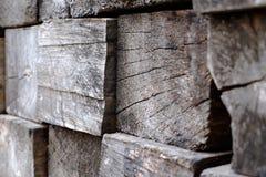 Pilas de textura de madera imagen de archivo libre de regalías
