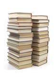 Pilas del libro Imagen de archivo